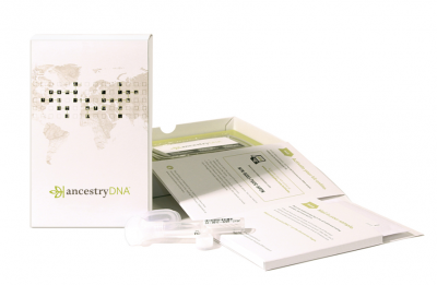 AncestryDNA-kit